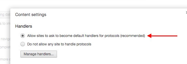 content-settings-handlers